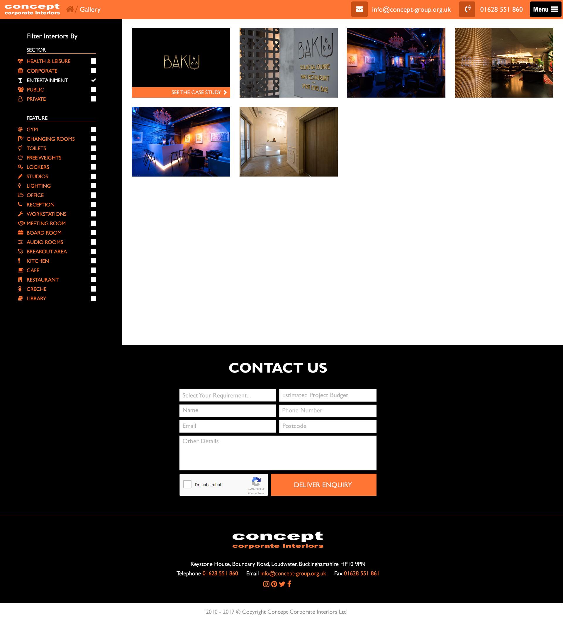 Concept Gallery 2 - Big Gun Digital