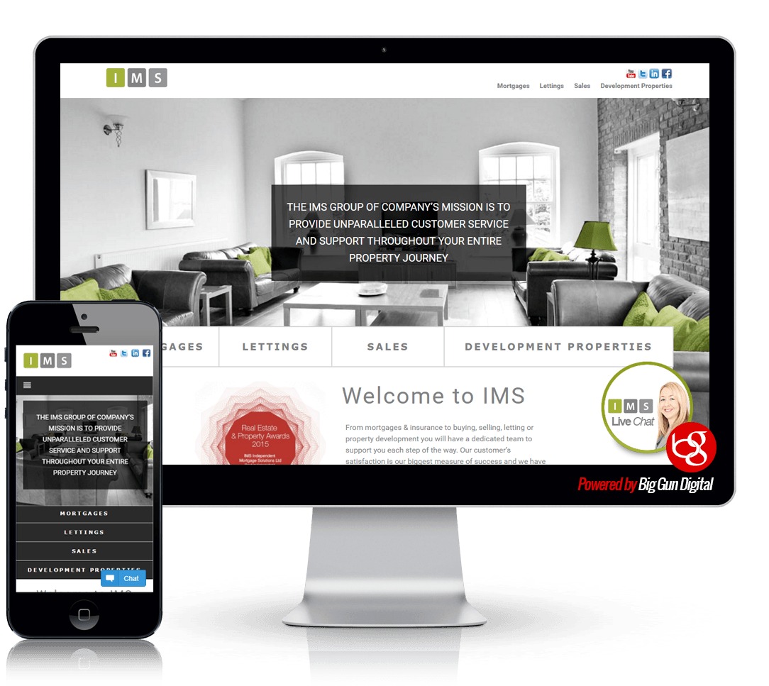 IMS Property Agents | Property Sector Digital Marketing