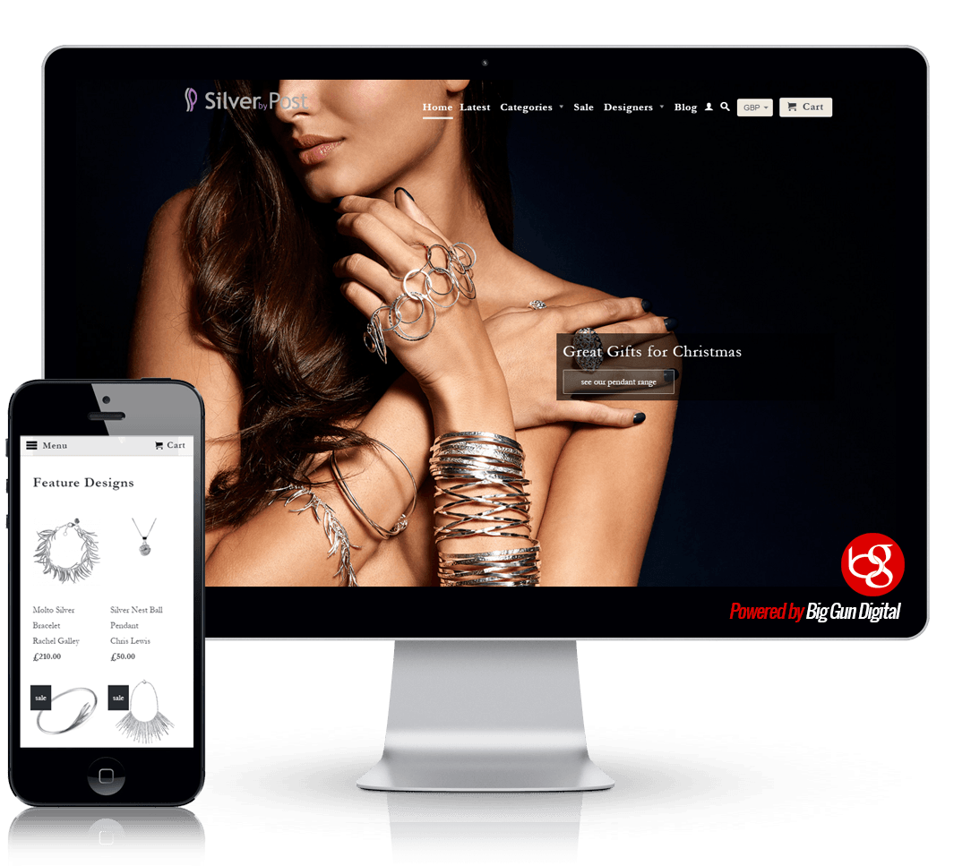 Jewellery eCommerce, SEO & Digital Advertising